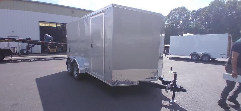 2021 Cargo Express 7x14 7K Enclosed Cargo Trailer 2024625