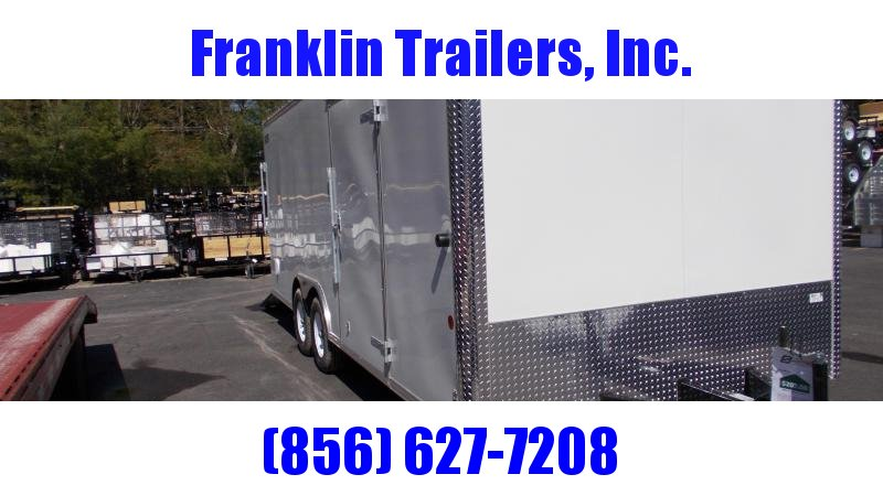 2020 Car Mate Trailers 8 X 20 Car / Racing Trailer 2022197