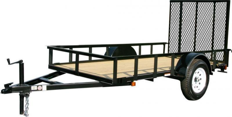 2020 Carry-On 5X10 Utility Trailer 2023274