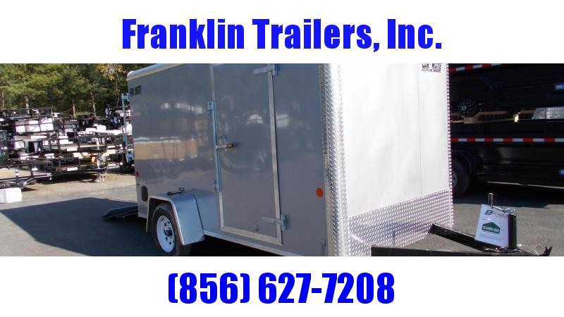 2020 Car Mate 6X12 Enclosed Cargo Trailer 2022237