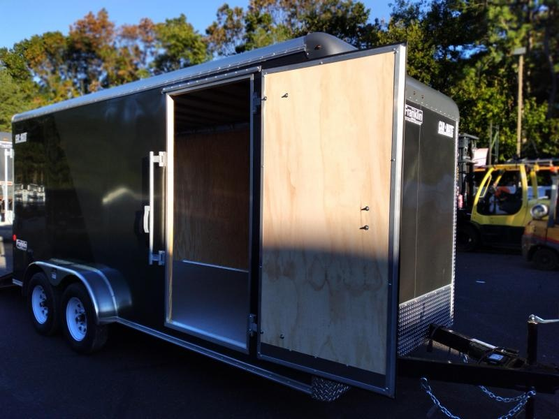 2021 Car Mate Trailers 7x6 Enclosed Cargo Trailer 2024890