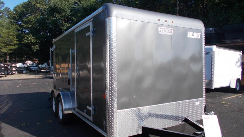 2020 Car Mate 7 X 14 Cargo Trailer 2022490