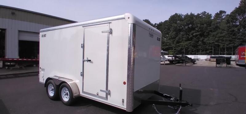 2021 Car Mate 7x14 7K Enclosed Cargo Trailer 2024706