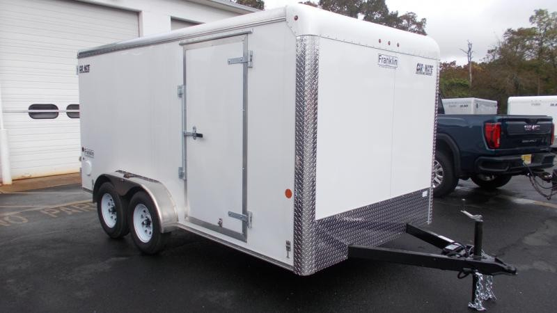 2021 Car Mate 7x14 Enclosed Cargo Trailer 2023044
