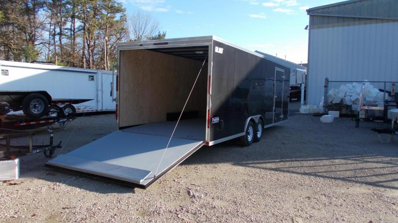 2021 Car Mate 8.5x24 10K Car / Racing Trailer 2023300