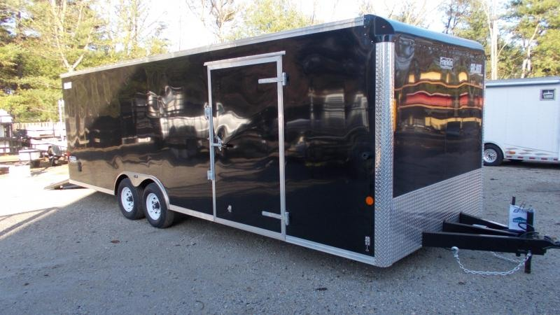 2021 Car Mate 8.5x24 Car / Racing Trailer 2023300