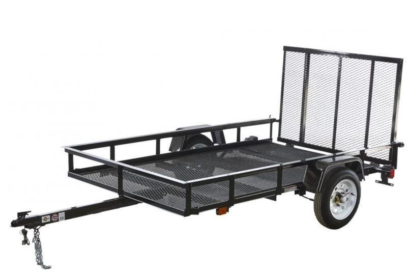 2021 Carry-On 5X8 Utility Trailer 2023359