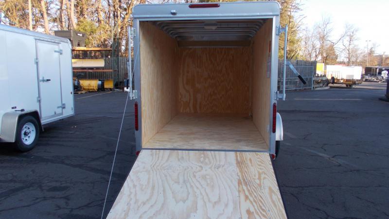 2021 Car Mate 6x12 Enclosed Cargo Trailer 2023418