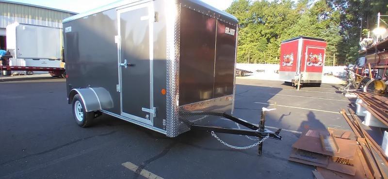 2021 Car Mate 6x12 Enclosed Cargo Trailer 2024718