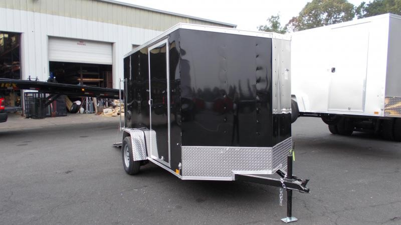 2021 Cargo Express 5X8 V-NOSE Enclosed Cargo Trailer 2022925
