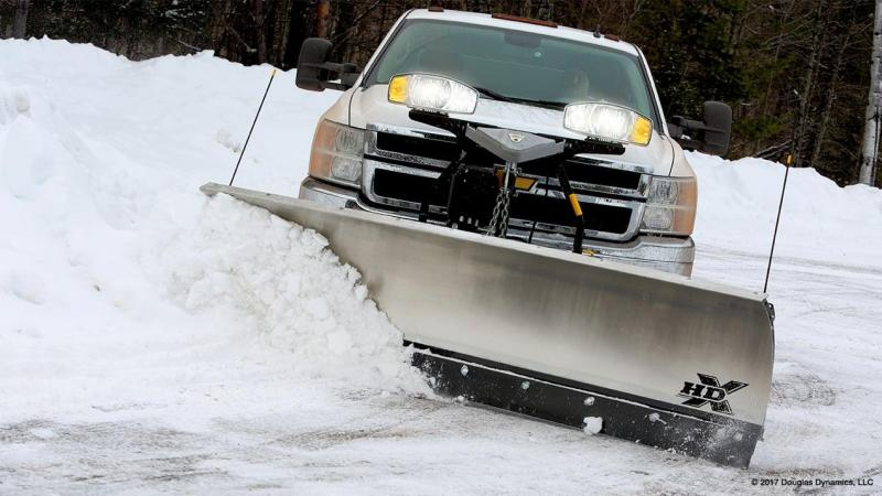 2021 Fisher Engineering HDX Snow Plow