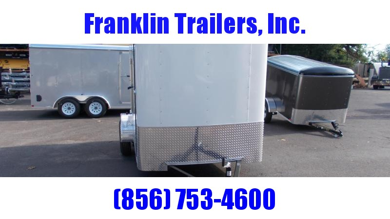 2020 Carry-On 6X10 Enclosed Cargo Trailer 2022665