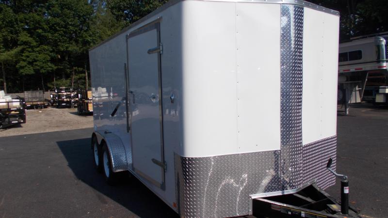 2020 Carry-On 7X16 Enclosed Cargo Trailer 2022485