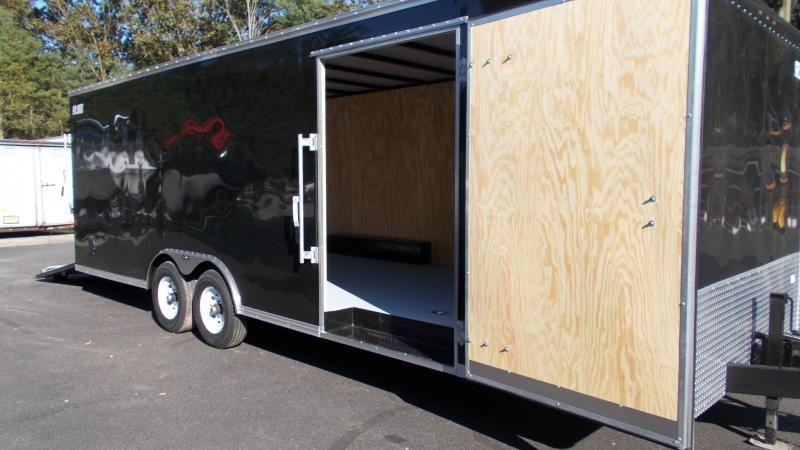 2021 Car Mate Trailers 8.5x24 10K Enclosed Trailer  2022978