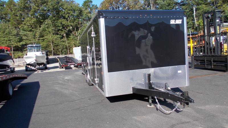2021 Car Mate Trailers 8.5x24 10K Enclosed Trailer  2022978