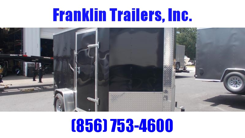2020 Lark 6X10 Enclosed Cargo Trailer 2022572