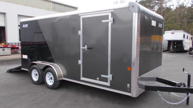2021 Car Mate 7x16 Enclosed Cargo Trailer 2023390