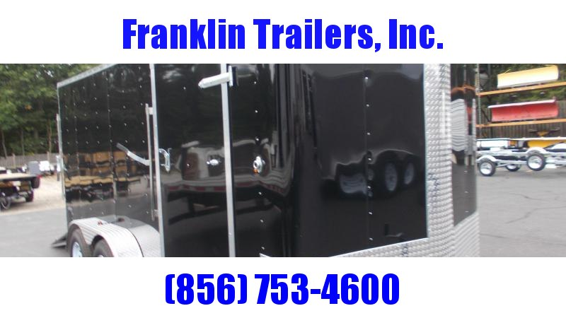 2020 Carry-On 7X16 Enclosed Cargo Trailer 2022530