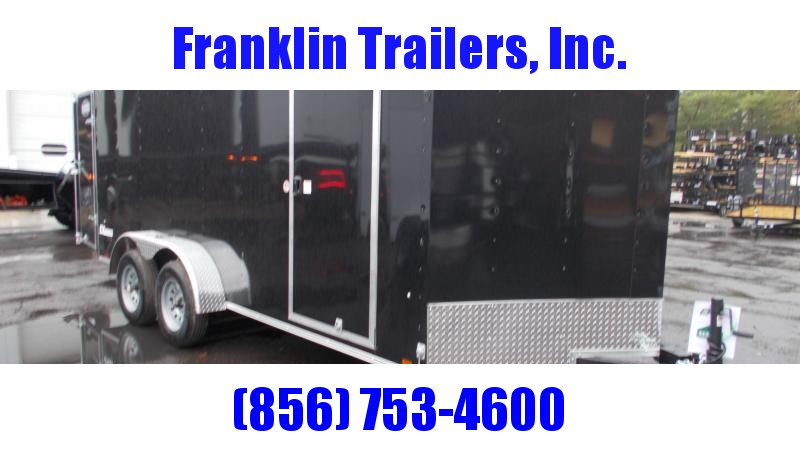 2021 Cargo Express 7X16 Enclosed Cargo Trailer 2022126