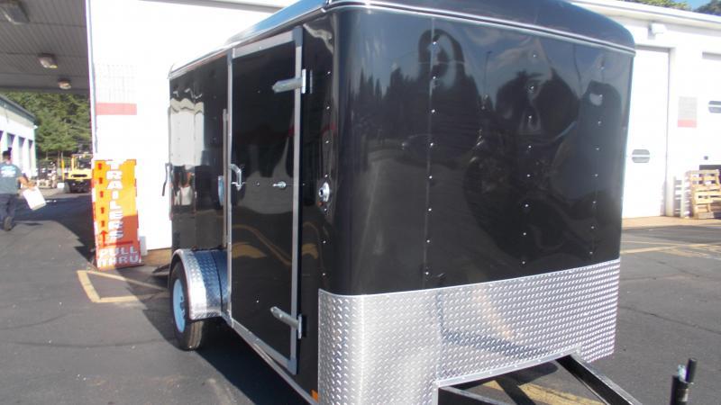 2020 Carry-On E712CO1 Enclosed Cargo Trailer 2022513