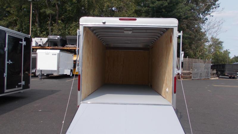 2021 Car Mate Trailers 7 X 16 Enclosed Cargo Trailer 2022857