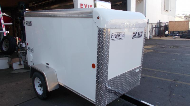 2020 Car Mate Trailers E48CM6 Enclosed Cargo Trailer 2022491