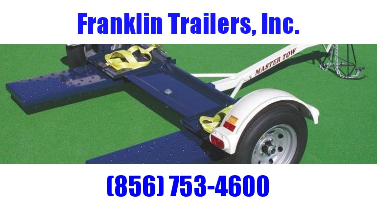 2021 Master Tow - Tow Dolly W/ Electric Brakes 2022882