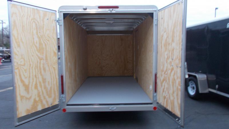 2021 Car Mate 6x12 Enclosed Cargo Trailer 2023402