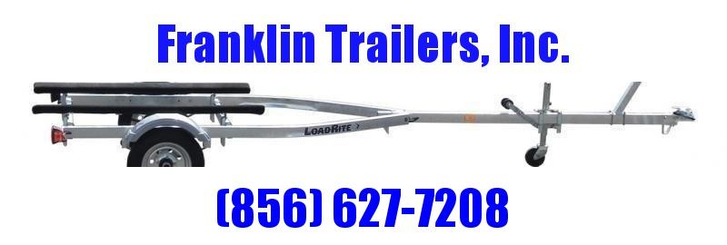 2020 Load Rite 16F1200W Small V-Bunk (Welded Frame) Boat Trailer 2021497