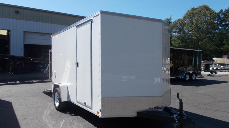 2021 Cargo Express 7 X 12 Enclosed Cargo Trailer 2022893