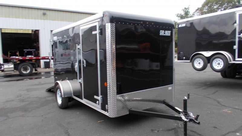 2021 Car Mate Trailers E612CM1E Enclosed Cargo Trailer 2022933