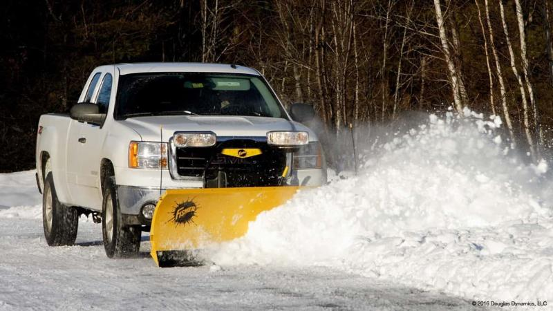 2021 Fisher Engineering HT Snow Plow