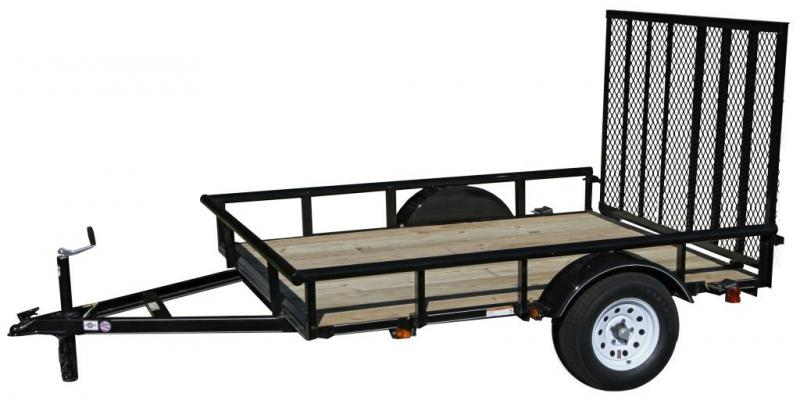 2021 Carry On 6X8 Utility Trailer 2023267