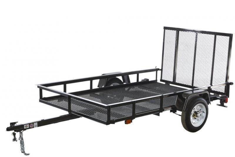 2021 Carry-On 5X8 Utility Trailer 2023490