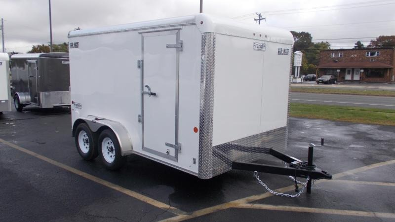 2021 Car Mate Trailers 7x12 Cargo Trailer 2023042