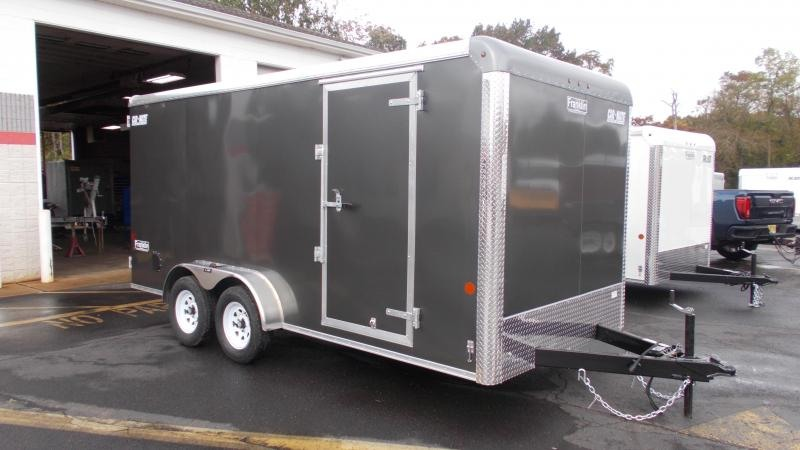 2021 Car Mate Trailers 7x16 Cargo Trailer 2023045