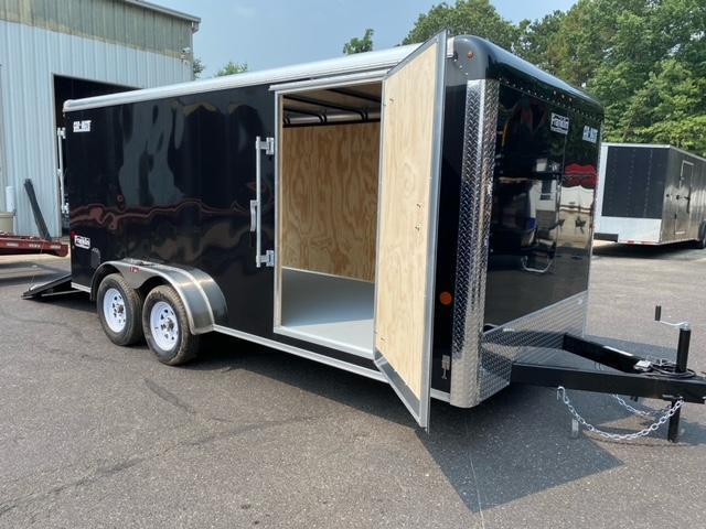 2021 Car Mate 7x16 7K Enclosed Cargo Trailer 2024562