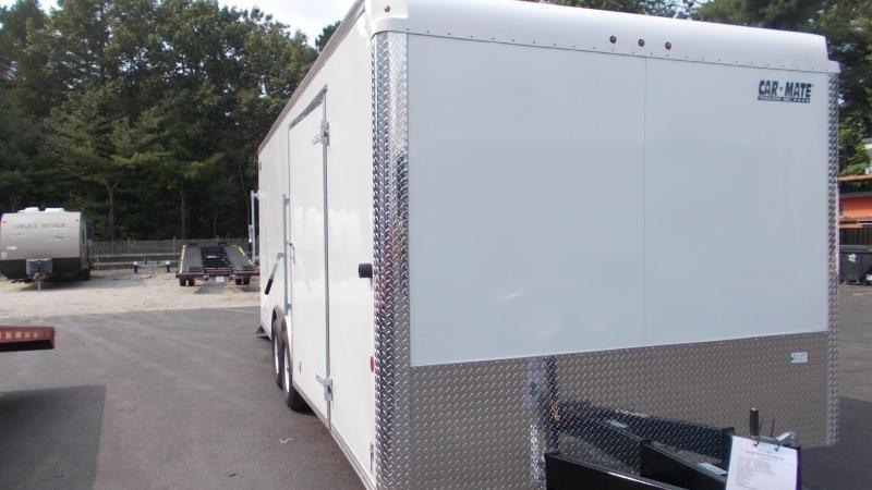 2021 Car Mate 8.5x20 10K Car / Racing Trailer 2023225