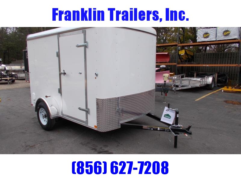 2019 Carry-On 6X10 Enclosed Cargo Trailer 2021443