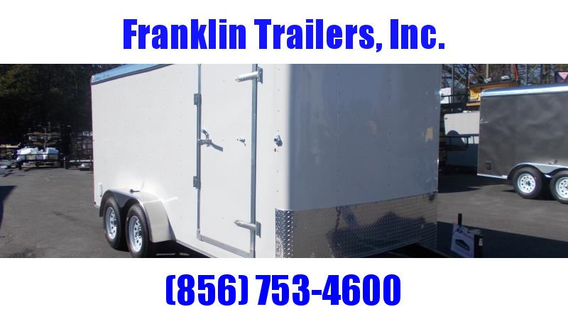 2020 Carry-On 7X16 Enclosed Cargo Trailer 2021959