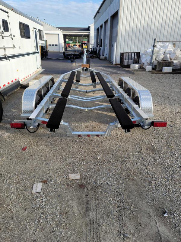 2021 Sealion Aluminum Boat Trailer SA-30TR- 10400 Tri-Torsion Axle Trailer 2023306