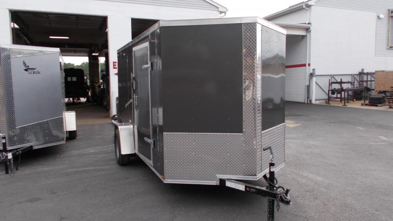 2020 Lark 6X10 Enclosed Cargo Trailer 2022922