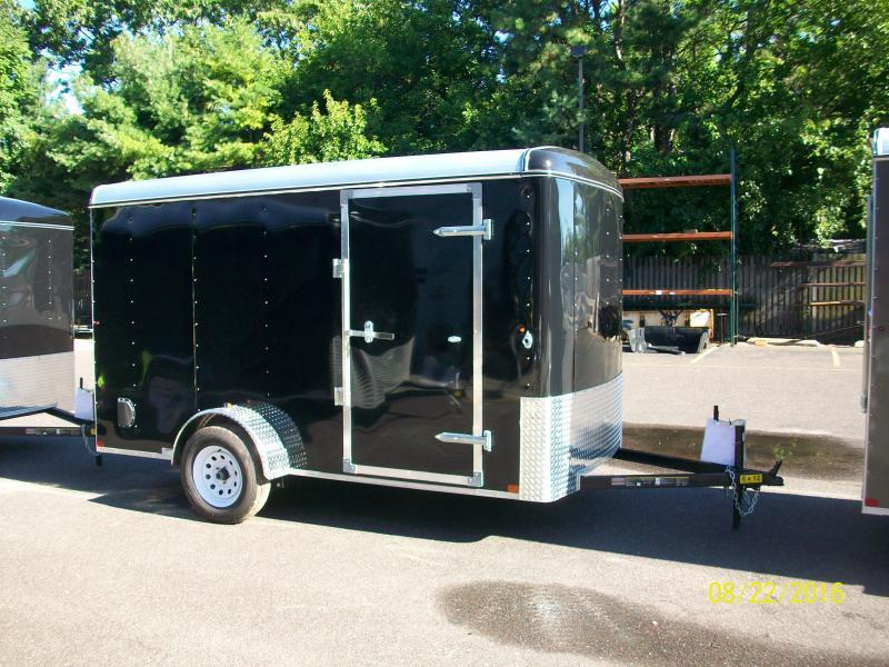 2017 Carry-On 6x12 Enclosed Trailer 2015791