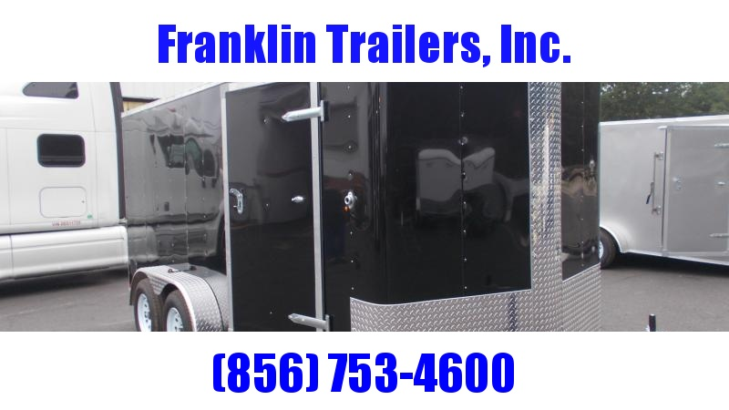 2020 Carry-On 7X16 Enclosed Cargo Trailer 2022532
