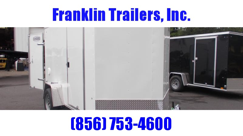 2021 Cargo Express 6X10 Enclosed Cargo Trailer 2022393