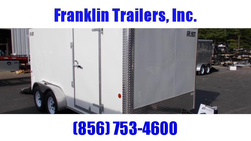 2020 Car Mate 7 X 14 Cargo Trailer 2022327