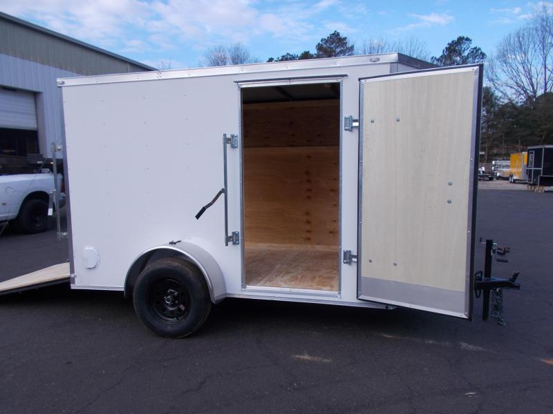 2021 Lark 6X10 Enclosed Cargo Trailer 2023493