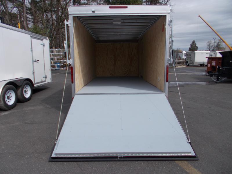 2021 Car Mate 7x16 Enclosed Cargo Trailer 2023960