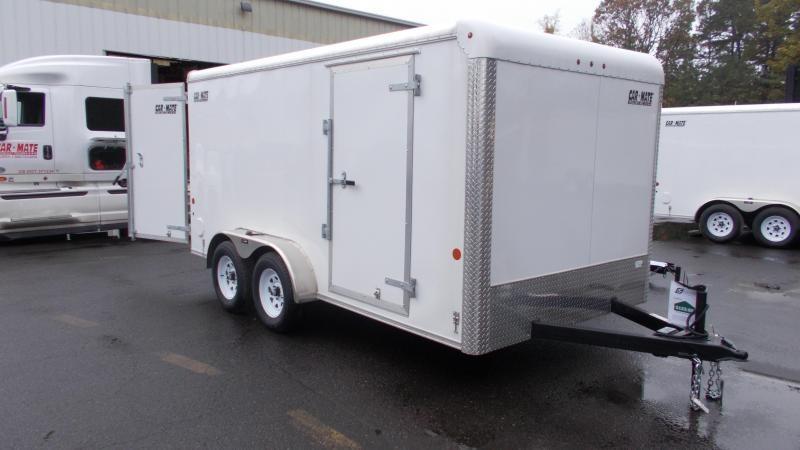 2021 Car Mate Trailers 7x14 Enclosed Cargo Trailer 2023078