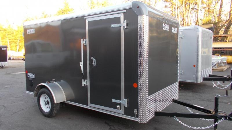 2021 Car Mate 6x12 Enclosed Cargo Trailer 2023420